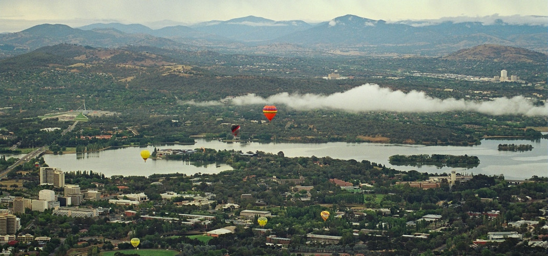 Canberra Hot Air Balloons